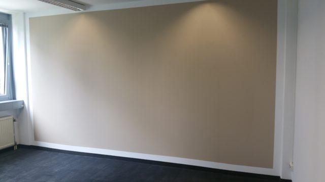 Büro günstig renovieren